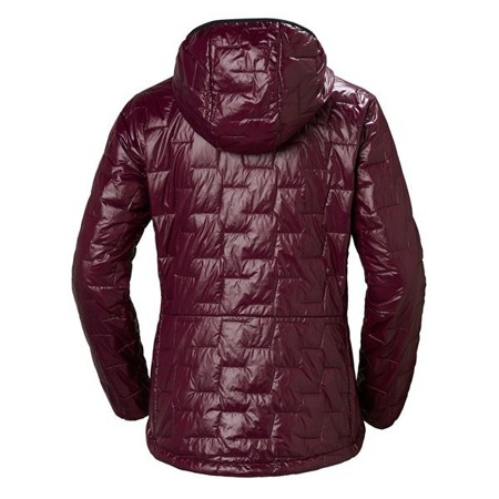 Kurtka damska HELLY HANSEN LIFALOFT HOODED WILD RS